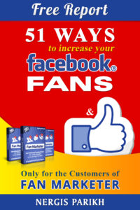 51 Ways to Increase your Facebook Fans & Likes Cover