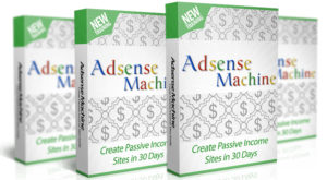 Adsense Machine @ $17