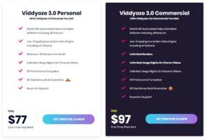 viddyoze3-price-options