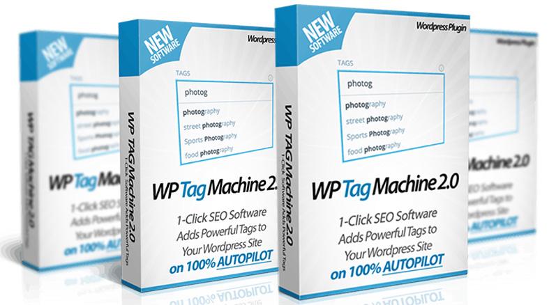 WP Tag Machine 2.0 at $27