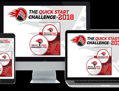 Quick Start Challenge 2018 @ $15