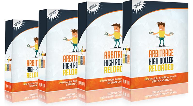 Arbitrage High Roller Reloaded @ $10