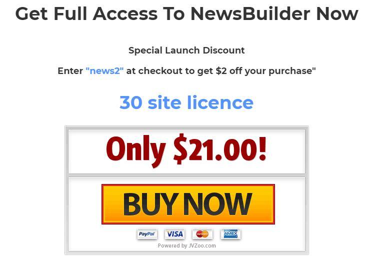 newsbuilder-price