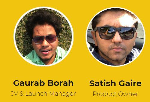smsbot-vendors-gaurab-borah-satish-gaire