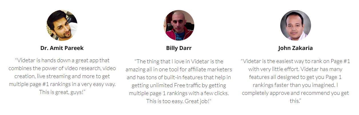 videtar-users