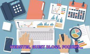 Websites Guest Blogs Forum