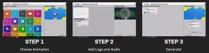 vidsting-steps