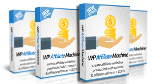 WP Affiliate Machine @ $27
