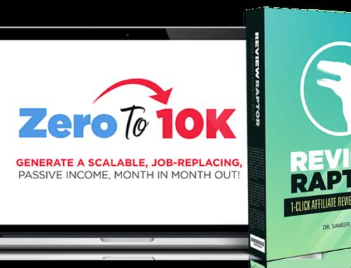 Zero to 10K @ $20