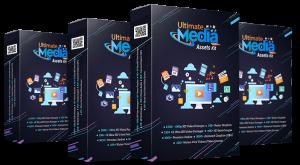 Ultimate Media Asset Kit @ $40