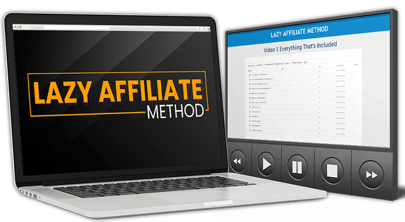 The Lazy Affiliate Method @ $13
