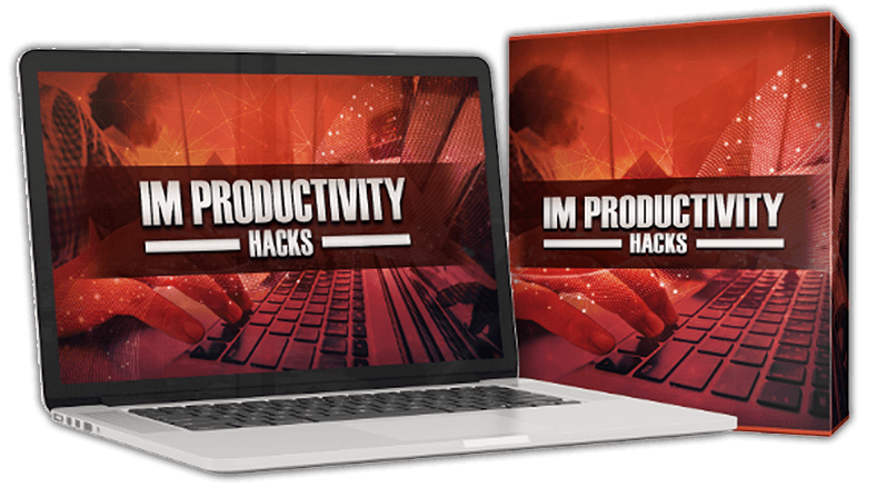 Kevin's IM Productivity Hacks @ $4.95