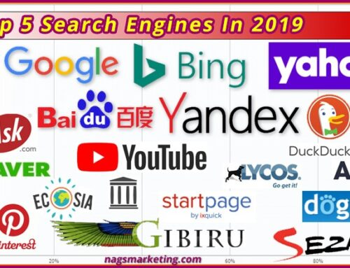 Top 5 Search Engines In 2019