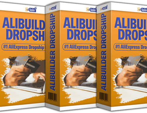 AliBuilder Dropship @ $37