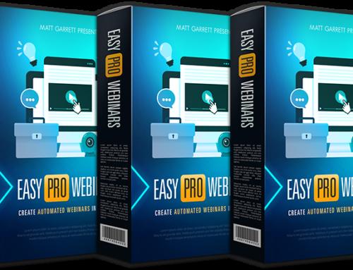 Easy Pro Webinars @ $47