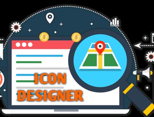Icon Designer @ $23