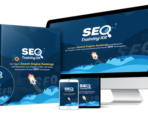 SEO Training Kit @ $13