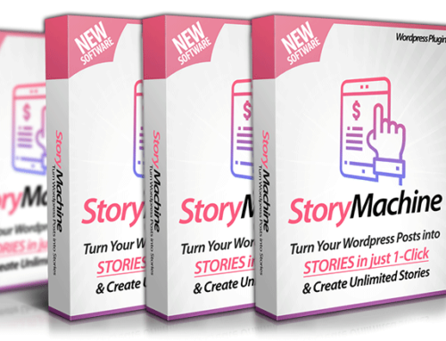 WP Story Machine @ $14.95