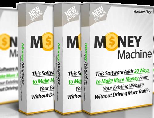 WP Money Machine @ $17