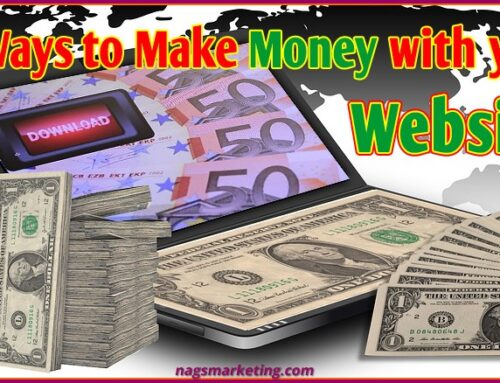 51 Ways to Make Money with your Website