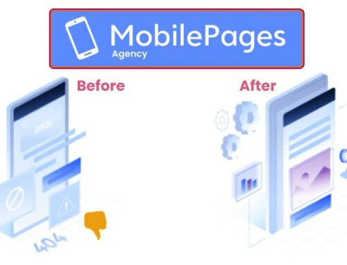 Mobile Pages @ $37