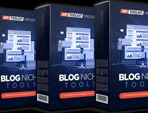 Blog Niche Tools @ $17