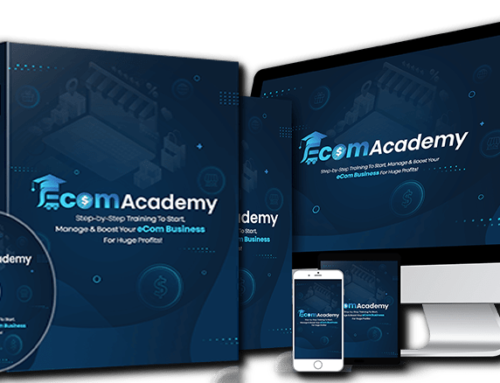 EcomAcademy Unrestricted PLR @ $15
