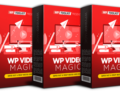 WP Video Magic @ $17
