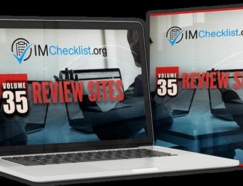 IM Checklist Volume 35 @ $17