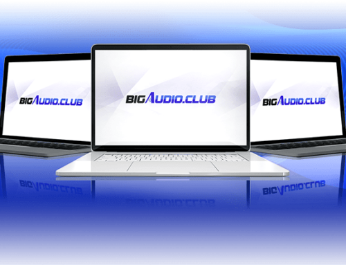 Big Audio Club @ $27