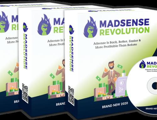 Madsense Revolution @ $27