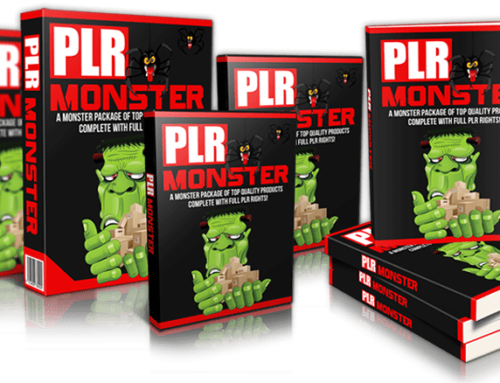 PLR Monster @ $99