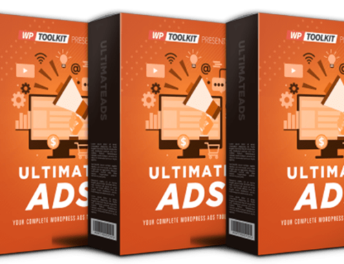 WP Toolkit Ultimate Ads @ $27