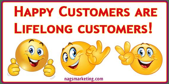 Nags Happy Customers