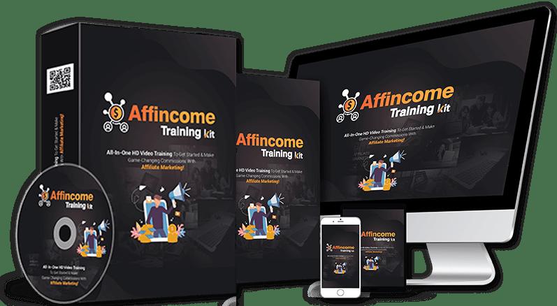 Affincome Training Kit Unrestricted PLR